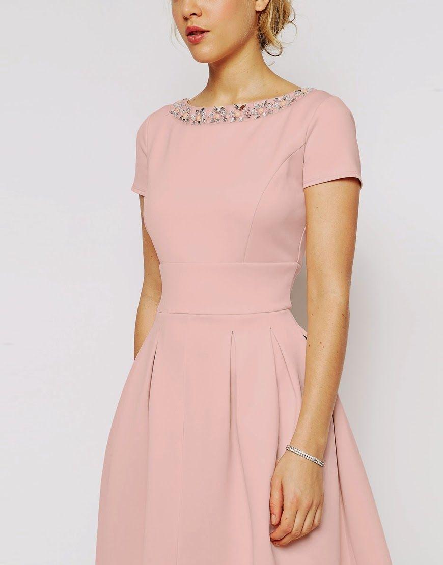 El blog de mi mamá: 12 vestidos perfectos para un bautizo | Formal ...