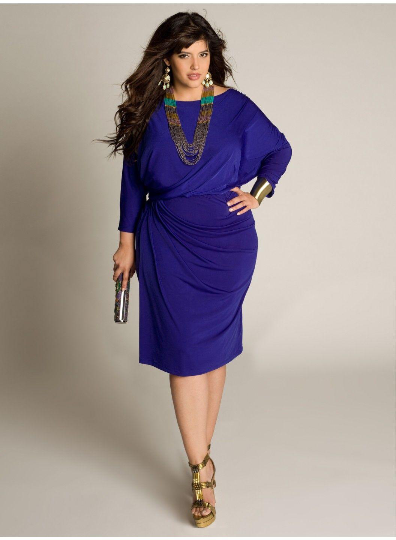esta lindo | Mujer XL talle | Pinterest | Vestidos cortos elegantes ...