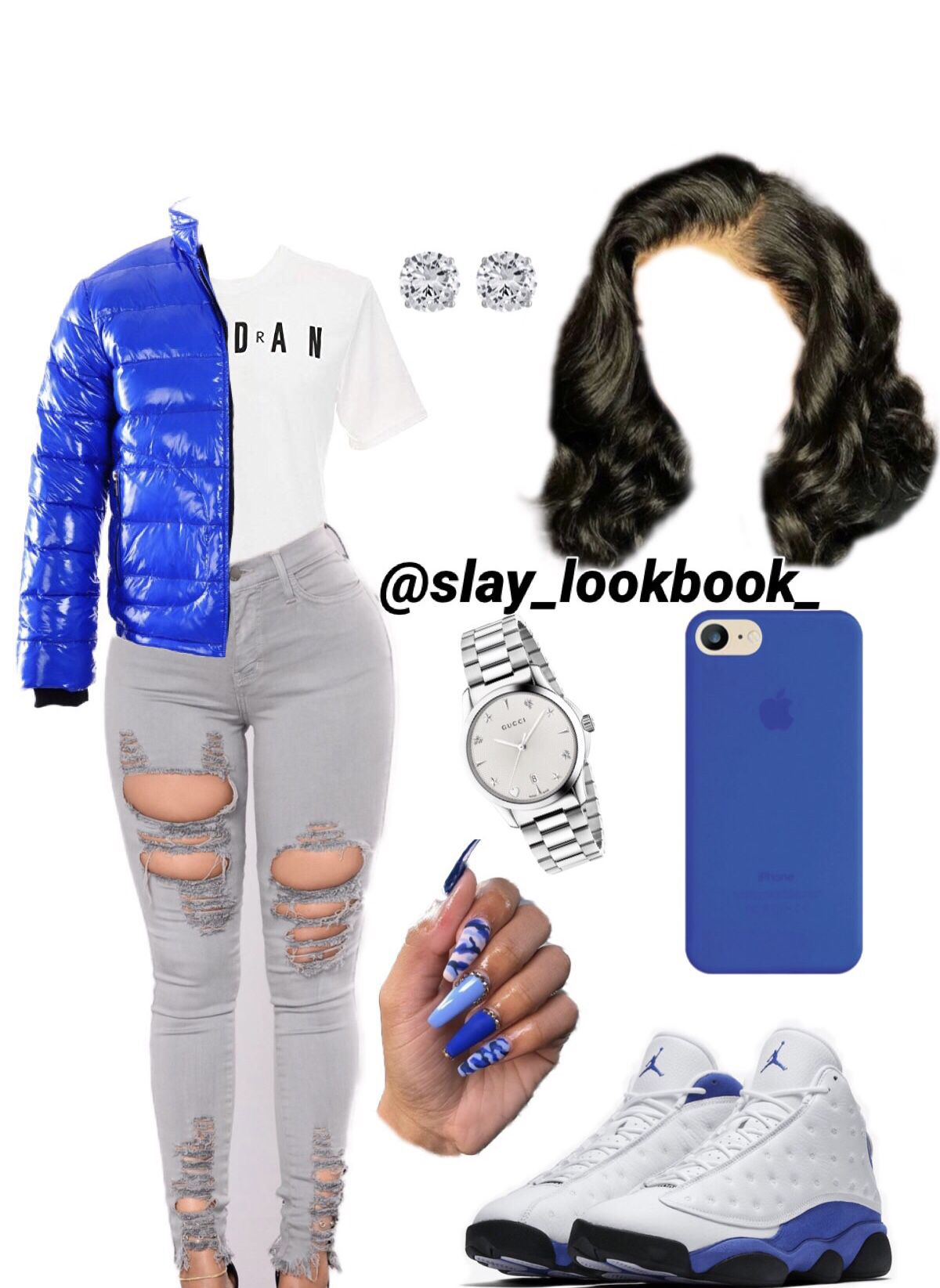 66e867c9ec07 Pin by Grace ball on cute outfits in 2019 | Fashion outfits, Boujee outfits,  Polyvore outfits