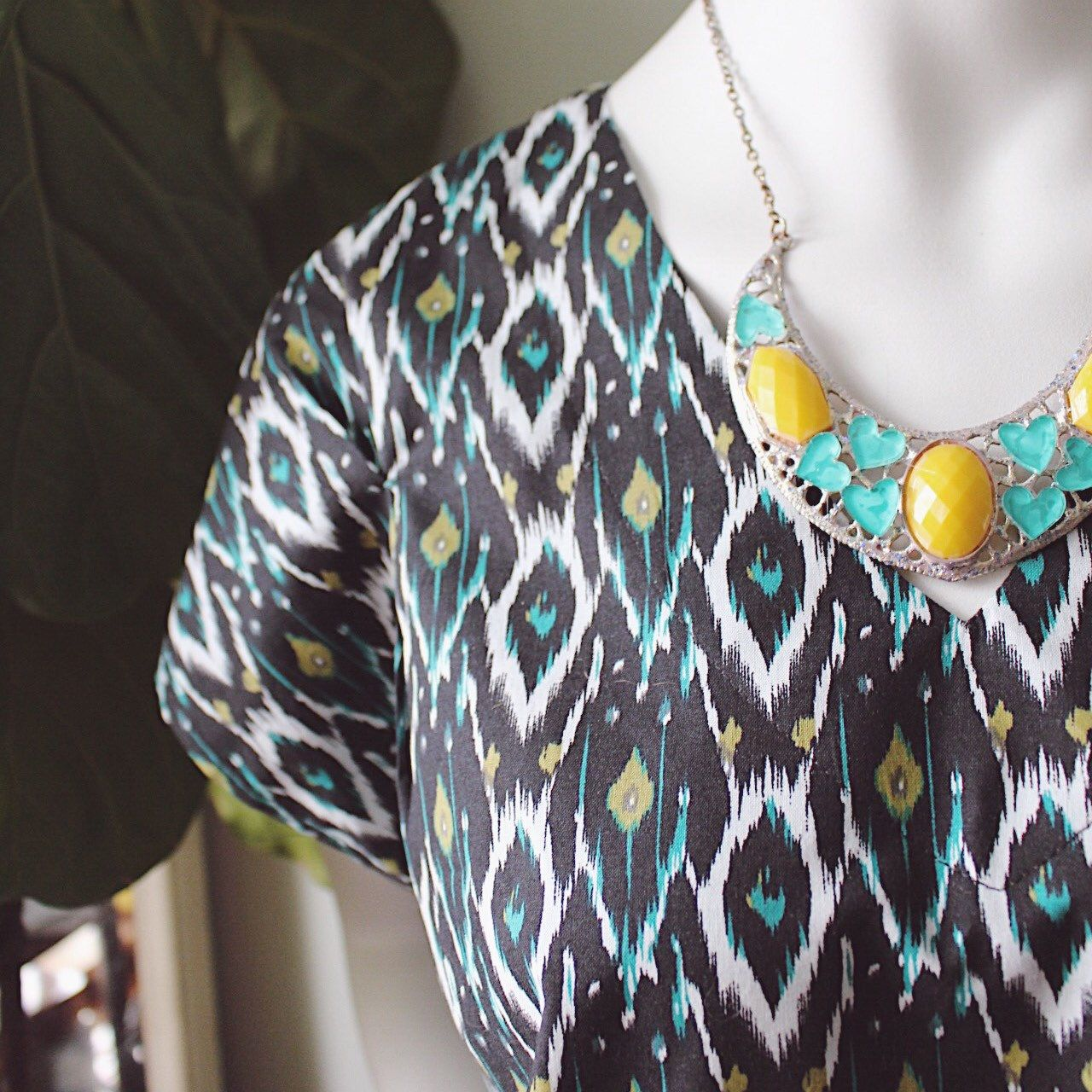 Get the jump on this bold beauty! #DeepTeal