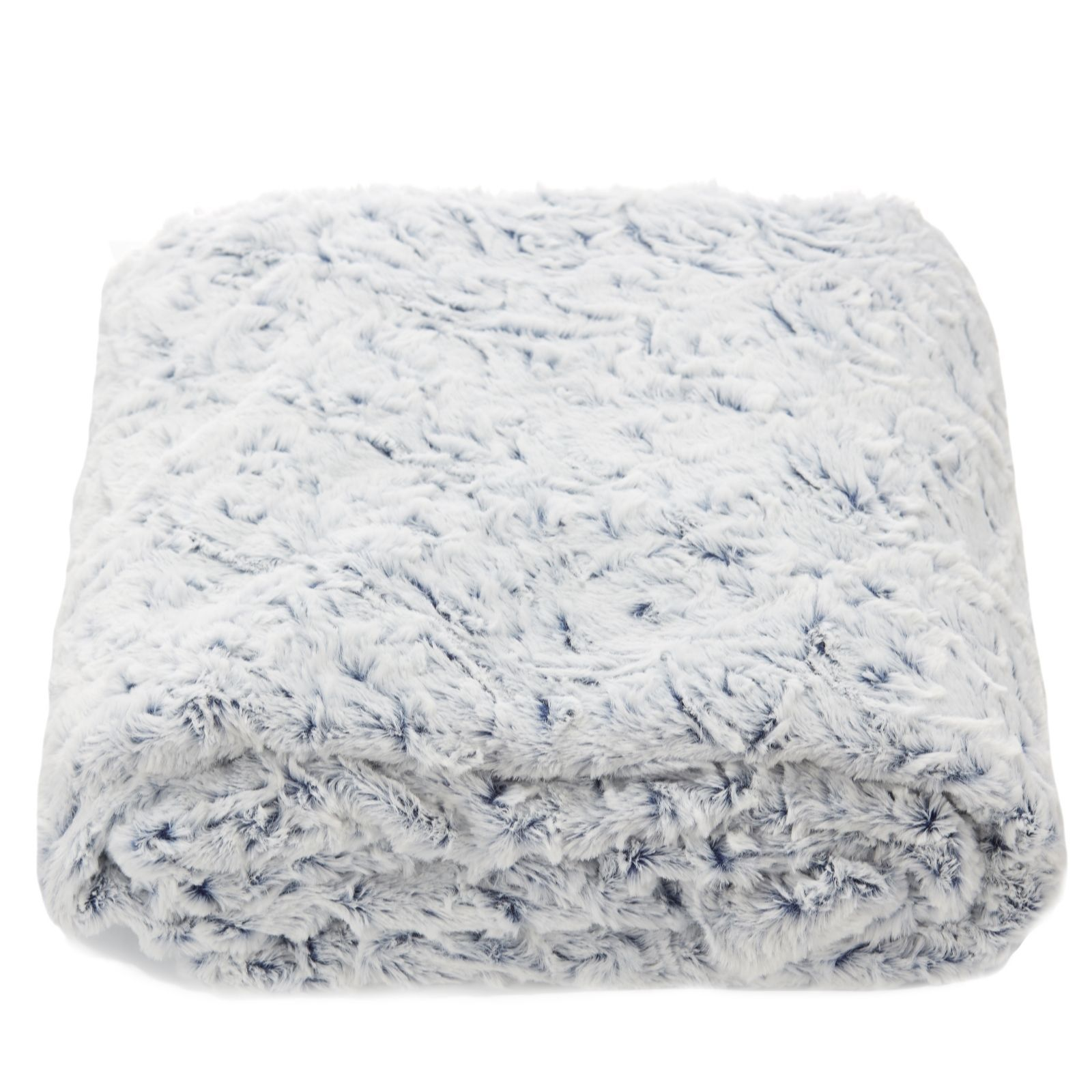 """804430 Mayfair Manor Brocade Scroll Embossed Fleece Throw QVC Price: £24.00 Last Clicks Price : £21.60 +  P&P: £4.95 Select colour NAVY In a cosy, super-soft faux mink, this cosy throw features an embossed pattern on one side and is plain faux mink on the other side. Nestle down in gorgeous, luxurious warmth with this throw from Mayfair Manor.   100% polyester Machine washable at 30C Throw: 150cm x 200cm (60"""" x 80"""")"""
