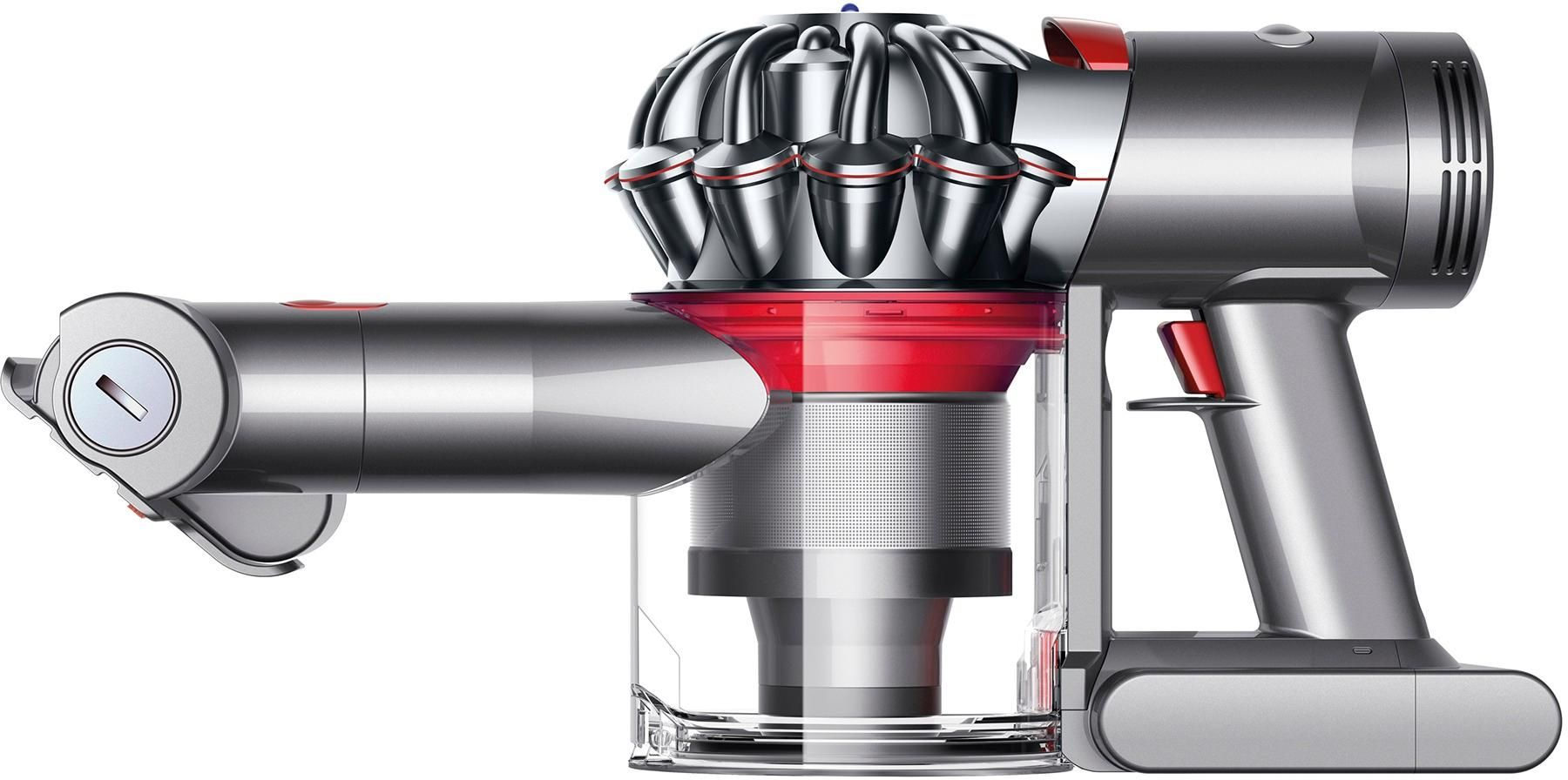 Dyson V7 Trigger Cordless Hand Vac Iron Nickel 231770 01 Best Buy Dyson Handheld Vacuum Cordless Vacuum Cleaner Handheld Vacuum