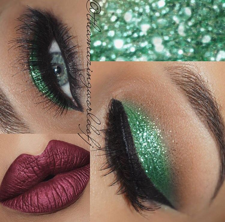 Poison Ivy Inspired Makeup Beautiful Halloween Makeup Halloween Makeup Pretty Cool Halloween Makeup