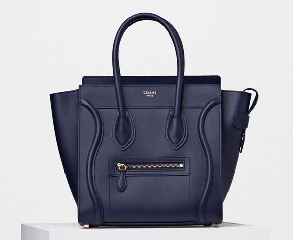 01c1f66a55a Céline Just Released Its Most Extensive Luggage Tote Lookbook Ever,  Including a Couple Price Updates