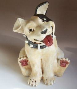 Pin On Clay Animals