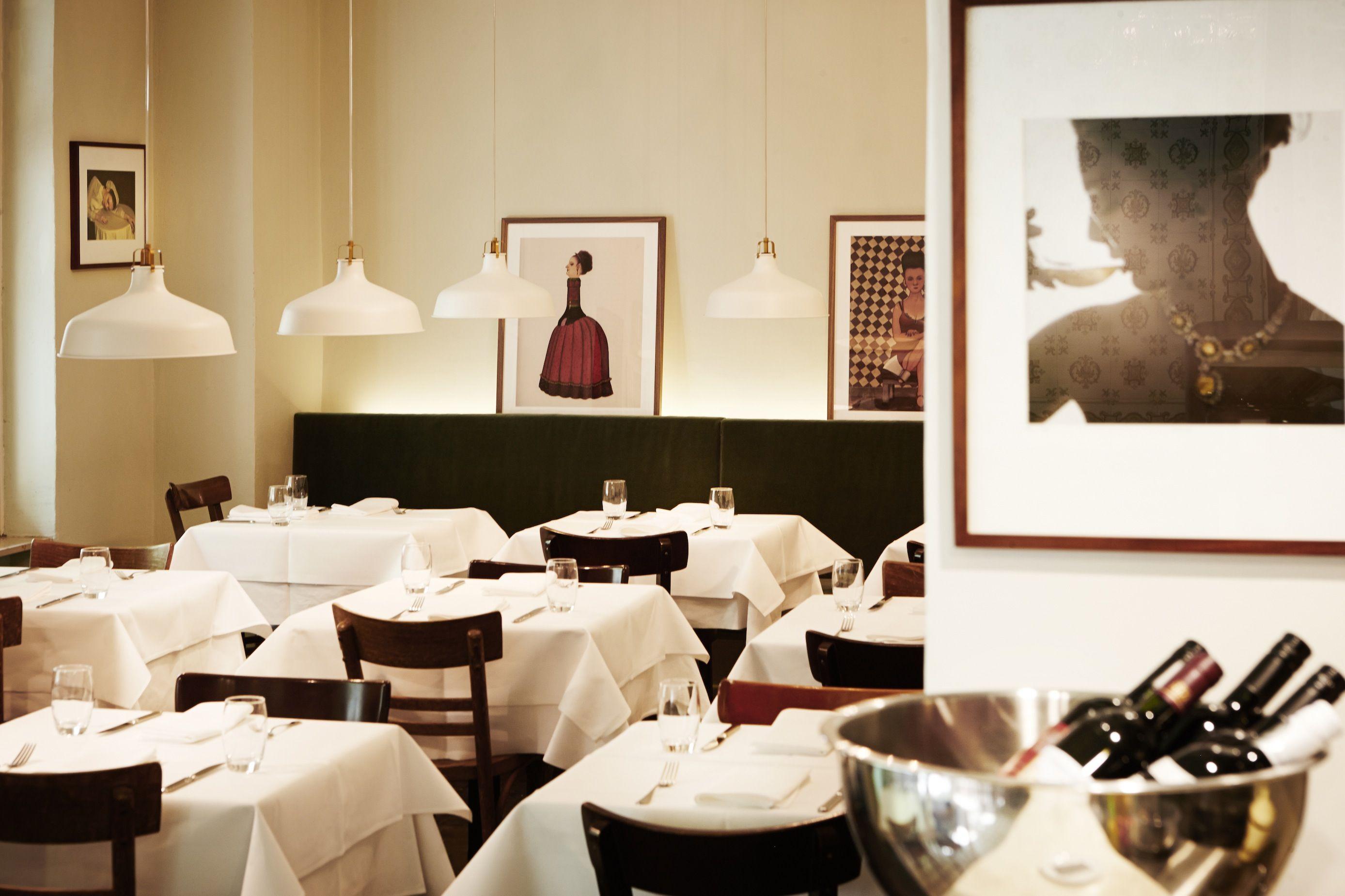 Restaurant Schatz, Hufelandstr. 31  Leckeres Essen, tolle Atmosphäre, guter Wein, teuer (Fashion Week Berlin mit Desi und Mama)