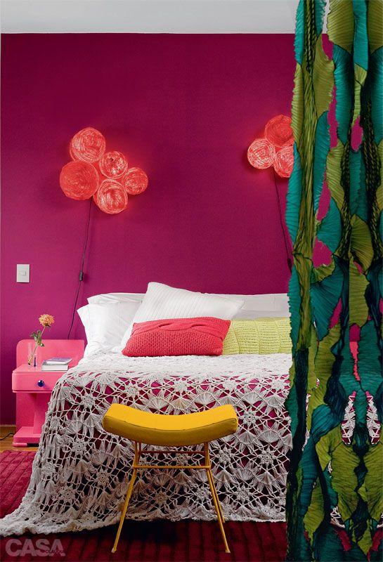 06 apartamento pequeno colorido e descolado farben und for Dekor wohnungen