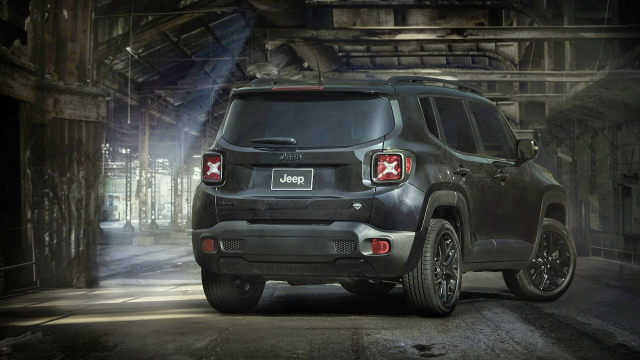 Jeep Unveils Renegade Dawn Of Justice Special Edition In The Us Jeep Renegade Jeep Car