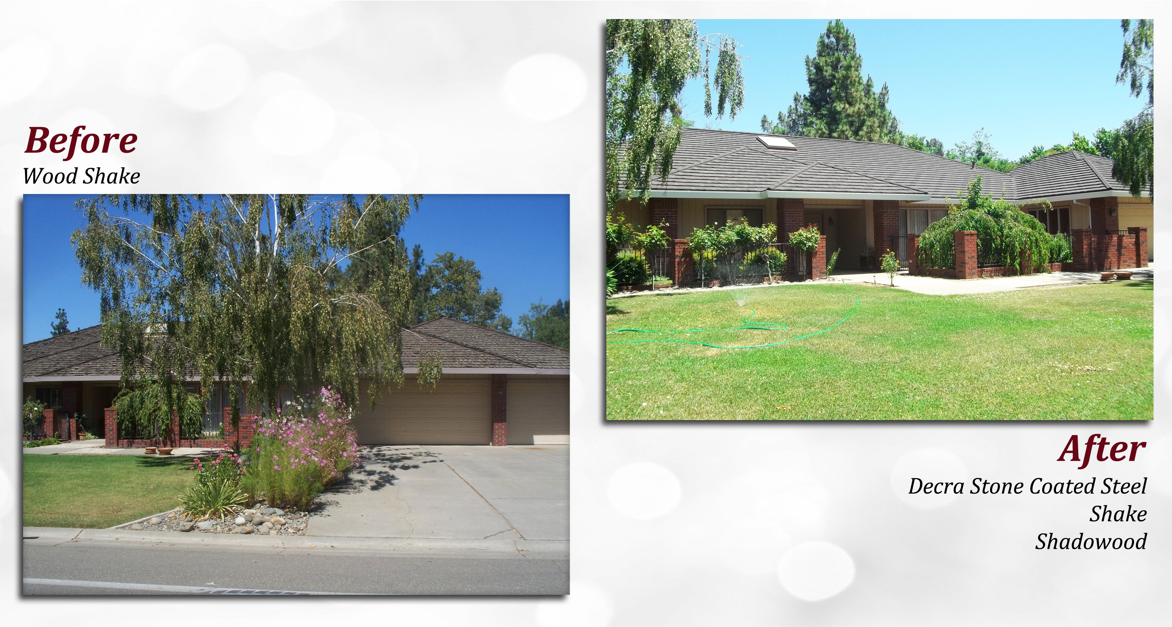 Best Before After Of A Decra Stone Coated Steel Roof Profile 640 x 480