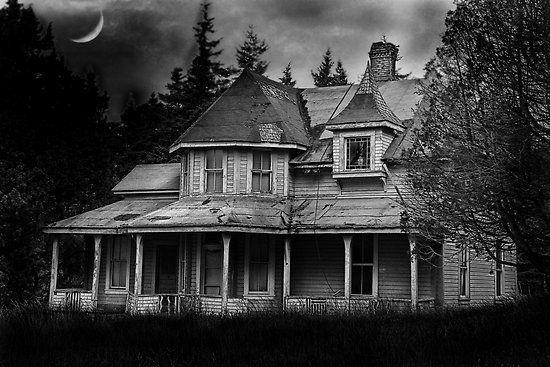 sinister house...