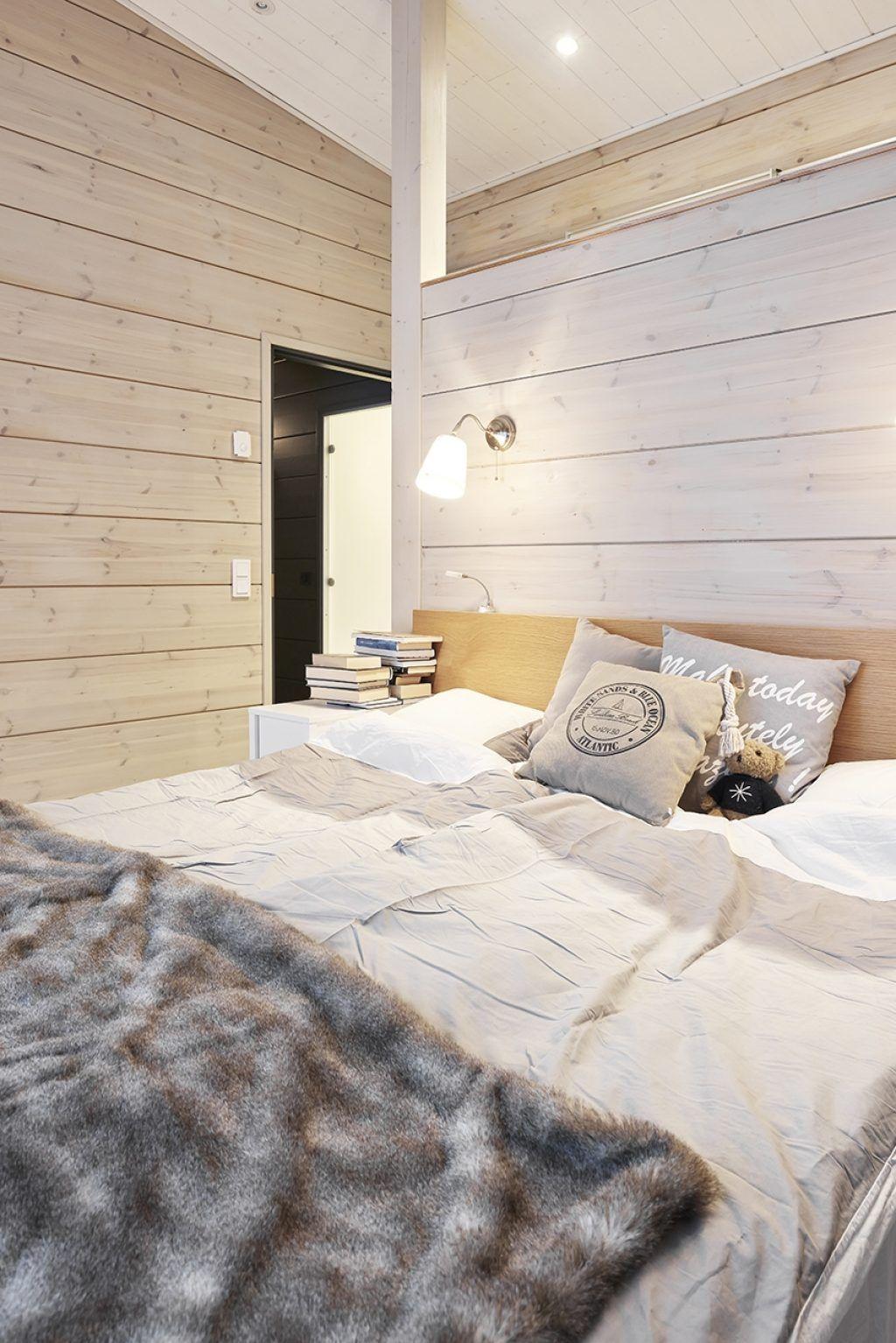 Inspiration for a modern log house | Pinterest | Scandinavian style ...