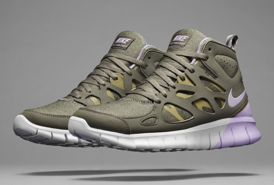 reputable site 24d5a 6b728 Nike Free Run Mid 2+ SneakerBoot