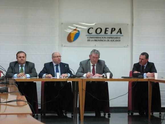 Enrique Martín presenta su renuncia a la presidencia de COEPA