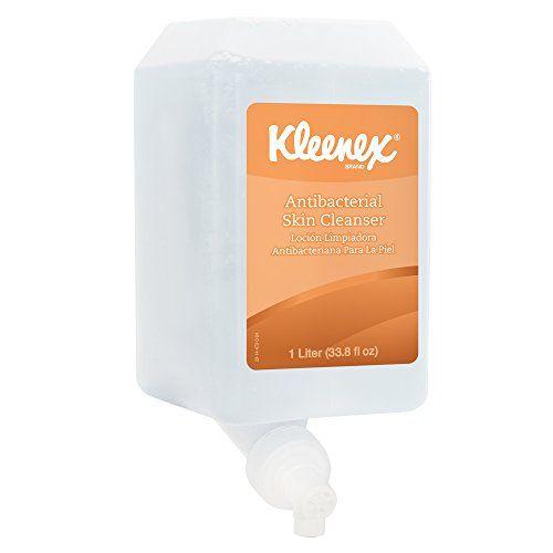 Kleenex Alcohol Free Foam Hand Sanitizer 8 Oz 12 Per Case