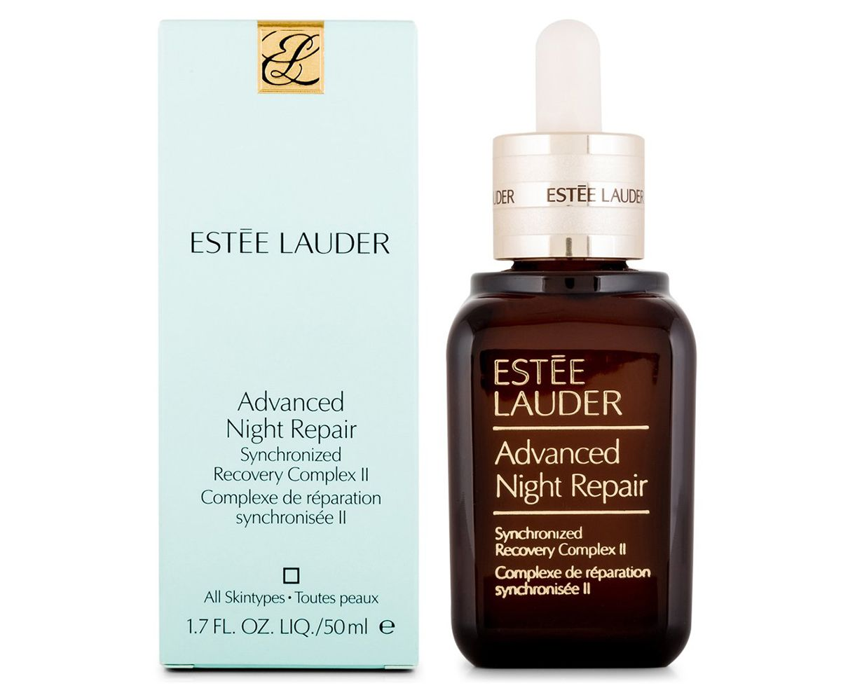 Shoppers Say This Serum With Over 3 000 Reviews Is Stopping The Clock Estee Lauder Serum Skincare Packaging