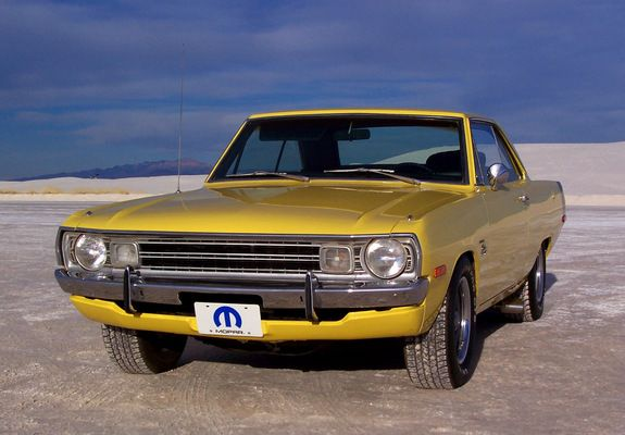 Dodge Dart 1970 Dodge Dart Dodge Muscle Cars