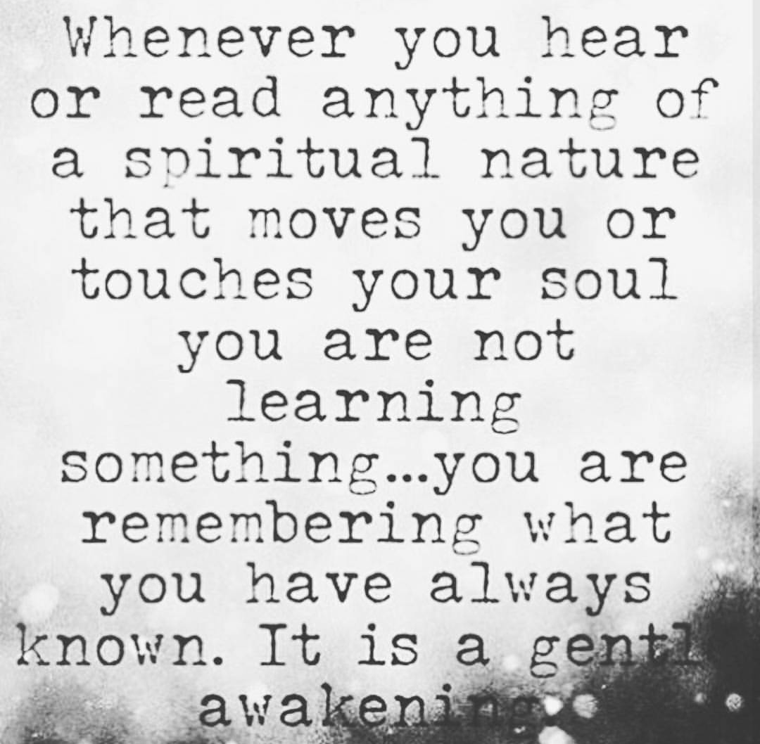 Spiritual Quotes About Life Changes A Gentle Awakening  Words.just Words. Pinterest  Wisdom