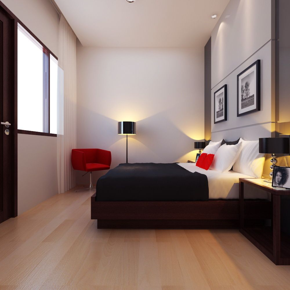 desain kamar tidur minimalis ukuran 3x4 | kamar tidur | bedroom