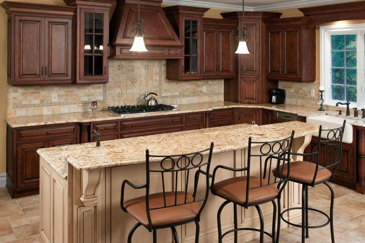 Solarius Granite Installed Design Photos And Reviews Granix Inc