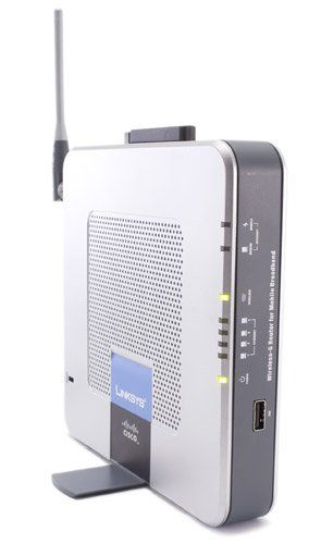 Linksys by Cisco Sprint Mobile Router 802 11G | Top 100