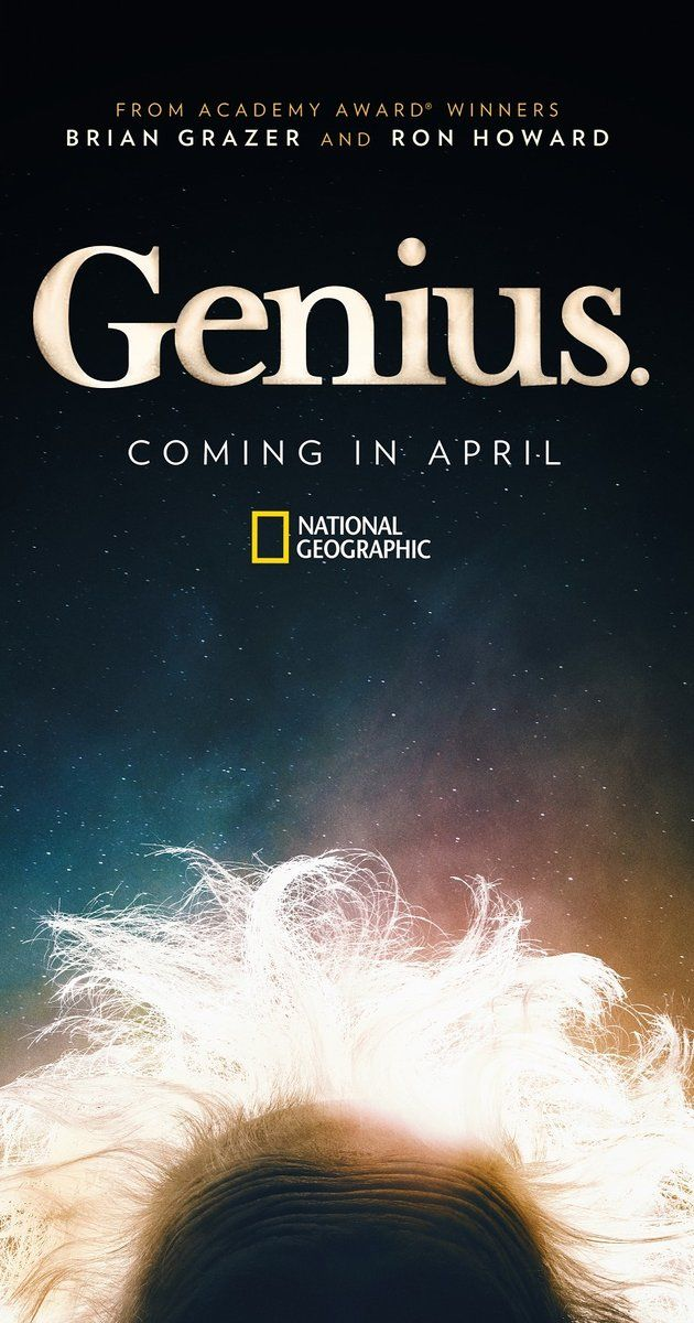 With Geoffrey Rush, Johnny Flynn, Nicholas Rowe, Samantha Colley. A series which explores how patent clerk Einstein could not get a teaching job or doctorate in his early life, yet managed to go on to develop the theory of relativity.