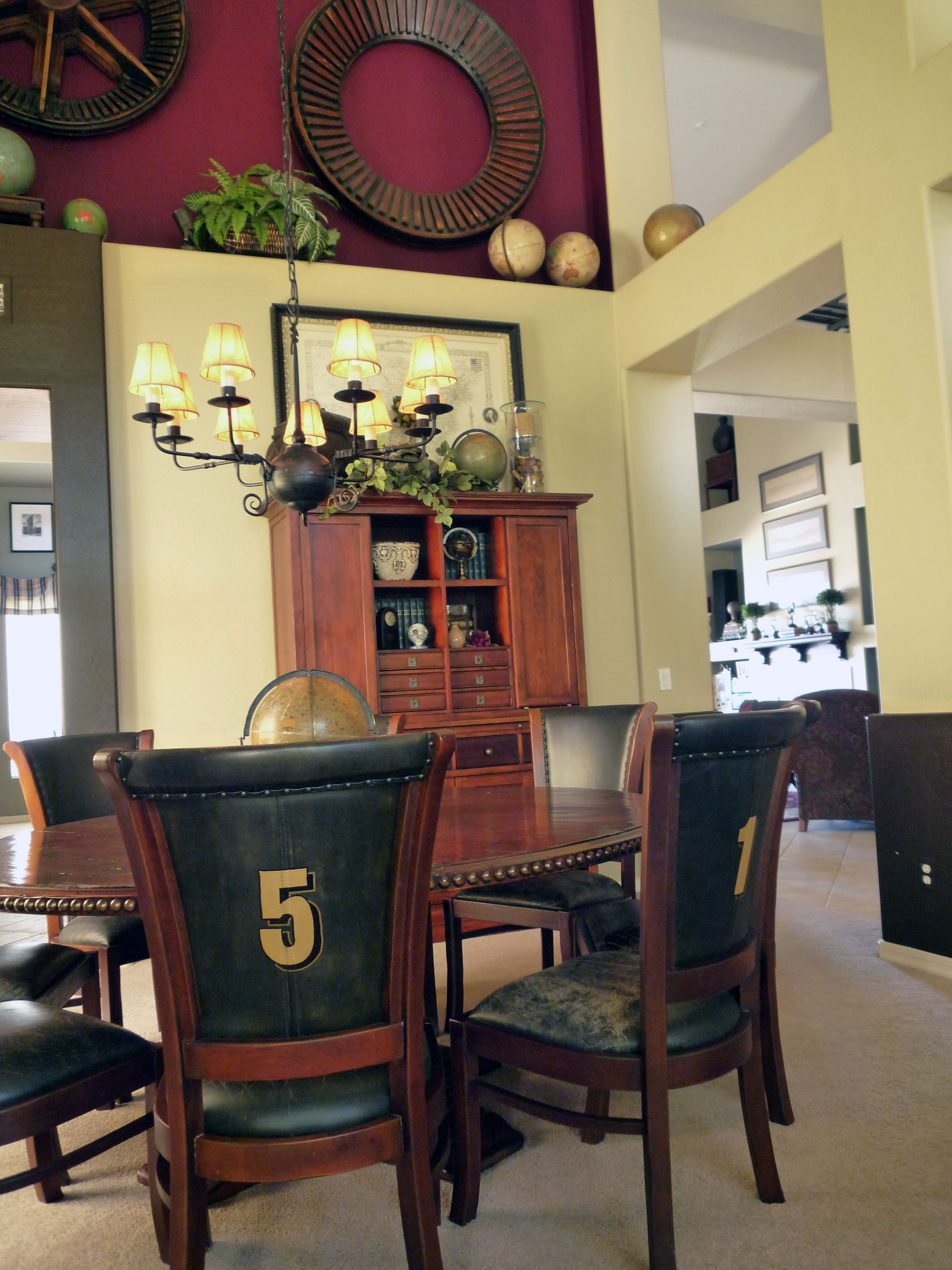 Dining Room Interior Design By Meritt Larson Designs, Scottsdale, AZ