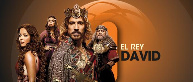El Rey David Telenovelas David Tv Shows Wonder Woman