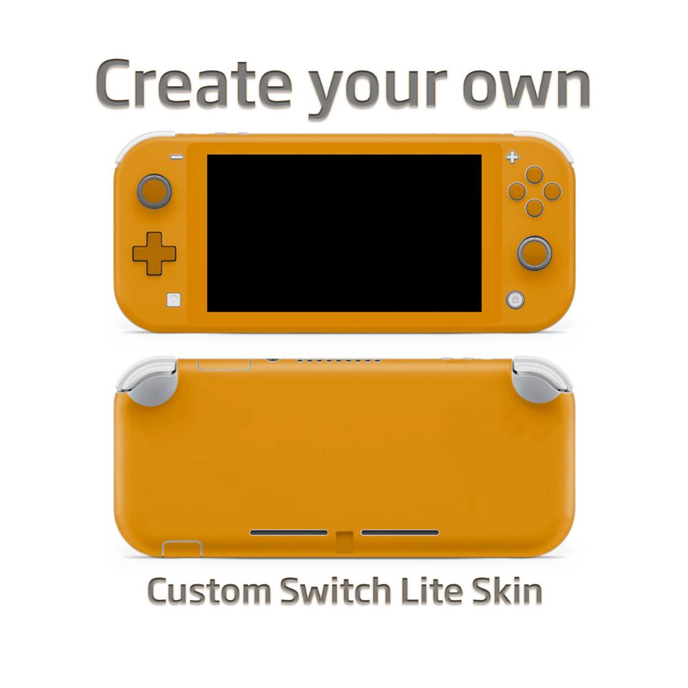 Custom Switch Lite Skin Switch Lite Custom