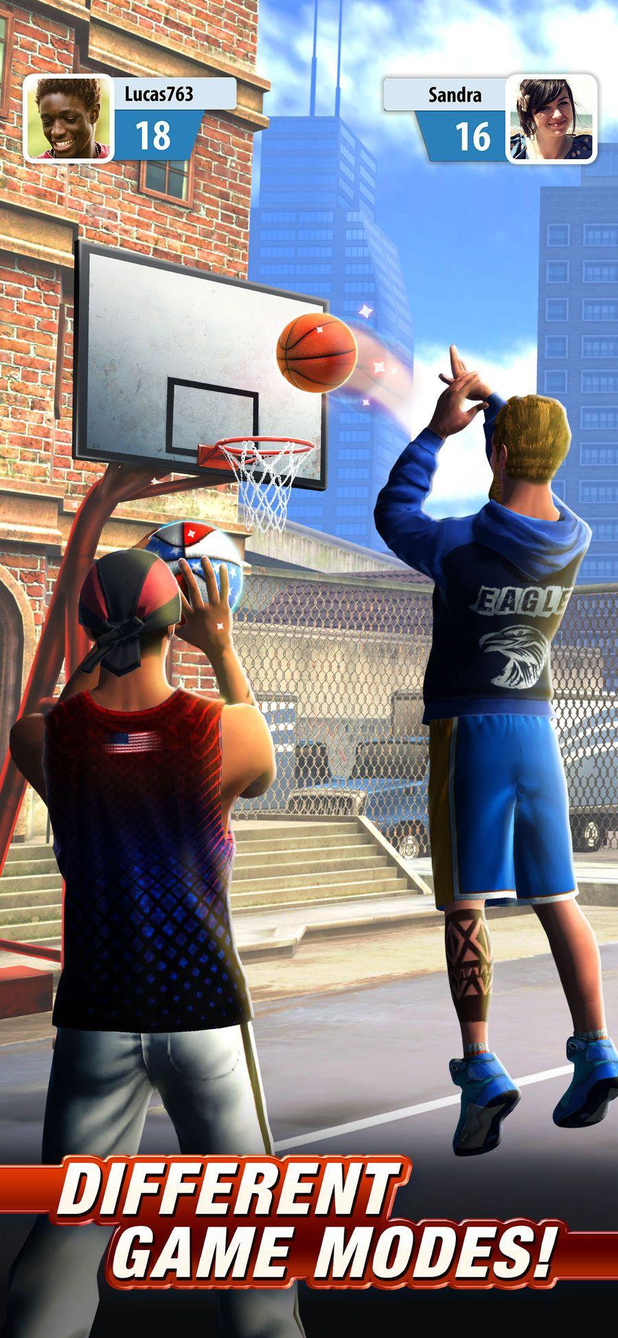 "Basketball Starsâ""?20SimulationSportsappsios"