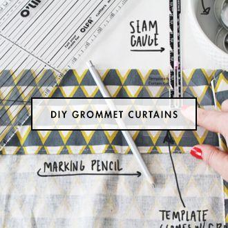 Curtains Ideas curtain grommets diy : 17 Best images about Curtain Ideas on Pinterest | Silk, Grommet ...