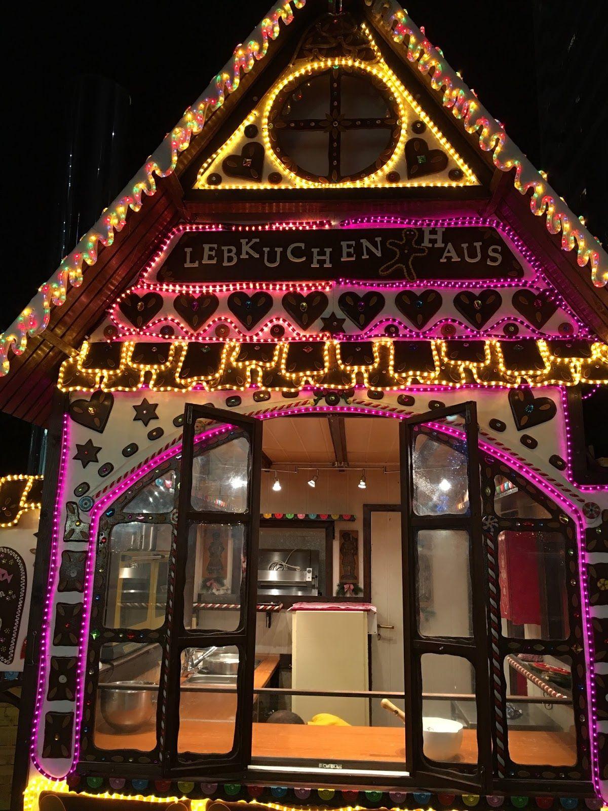 Hartenstein Abroad: Christmas in Osaka Japan