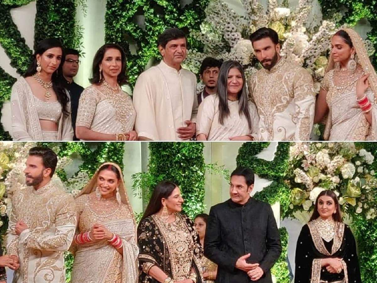 Here S Why Ranveer Is The Perfect Son In Law Celebrity Weddings Bollywood Wedding Indian Wedding Deco