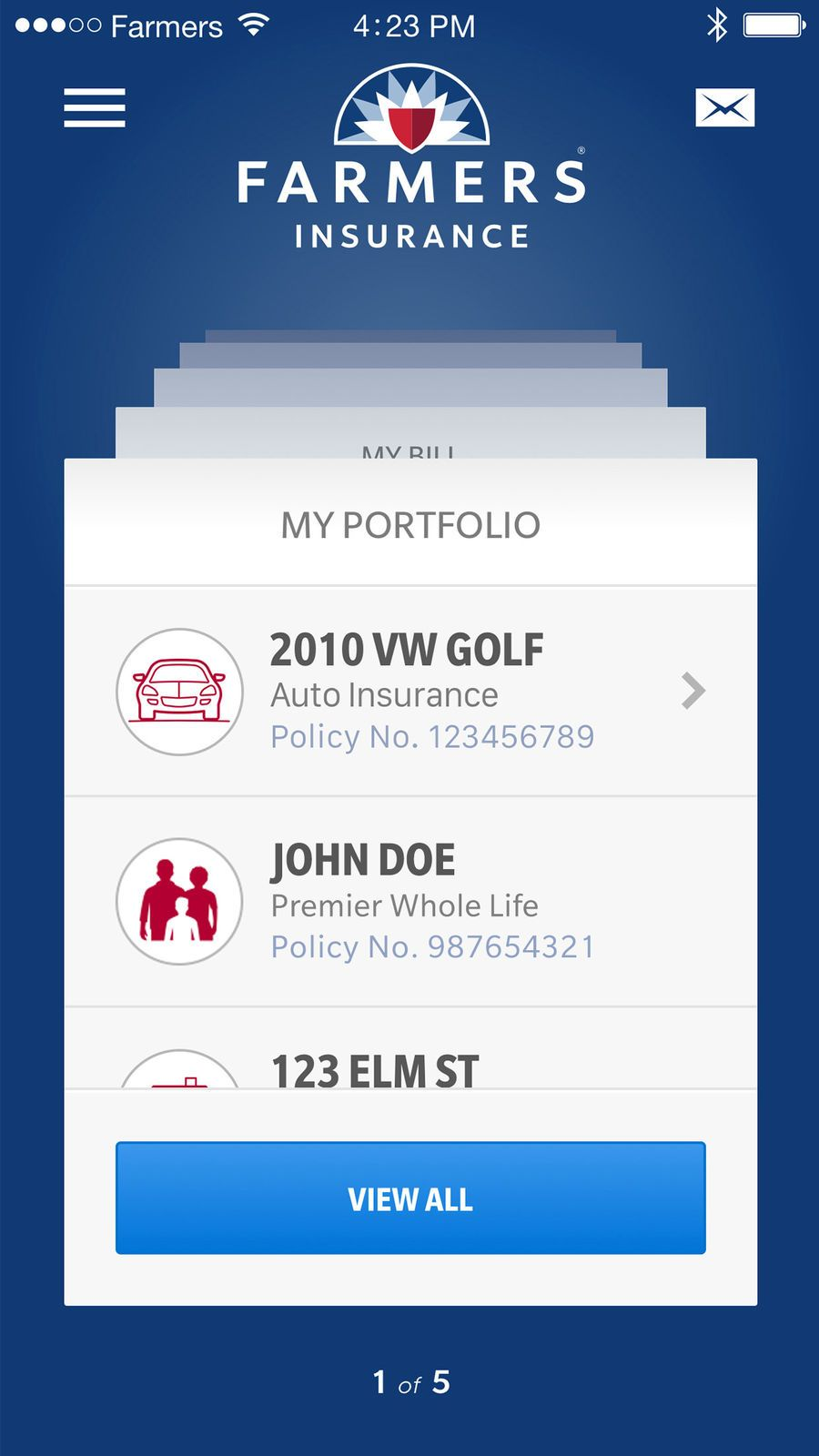 Farmers Auto Insurance >> Farmers Insurance Inc Ios Apps App Finance Farmers