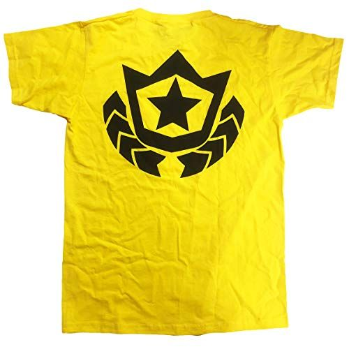 Fortnite Official Battle Star Youth T-Shirt (Youth M ...