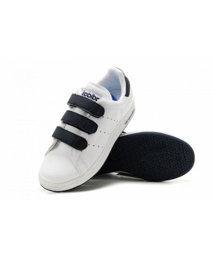 adidas stan smith donne velcro bianco nero vendita adidas stan smith