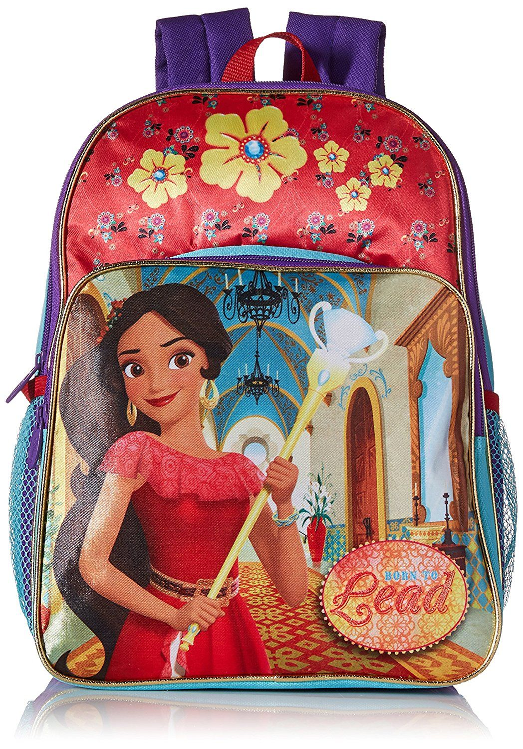 Disney Toddler Girls Elena Born To Lead 13 Inch Backpack   Visit the image  link more details. (This is an Amazon Affiliate link and I receive a  commission ... f62499ce2d3da
