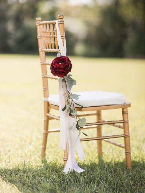 Stella Gangmarkierung   – Wedding decorations
