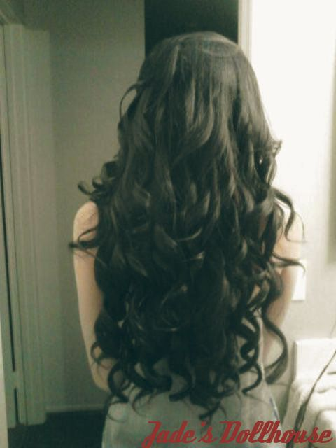 curled hair tumblr for prom wwwpixsharkcom images