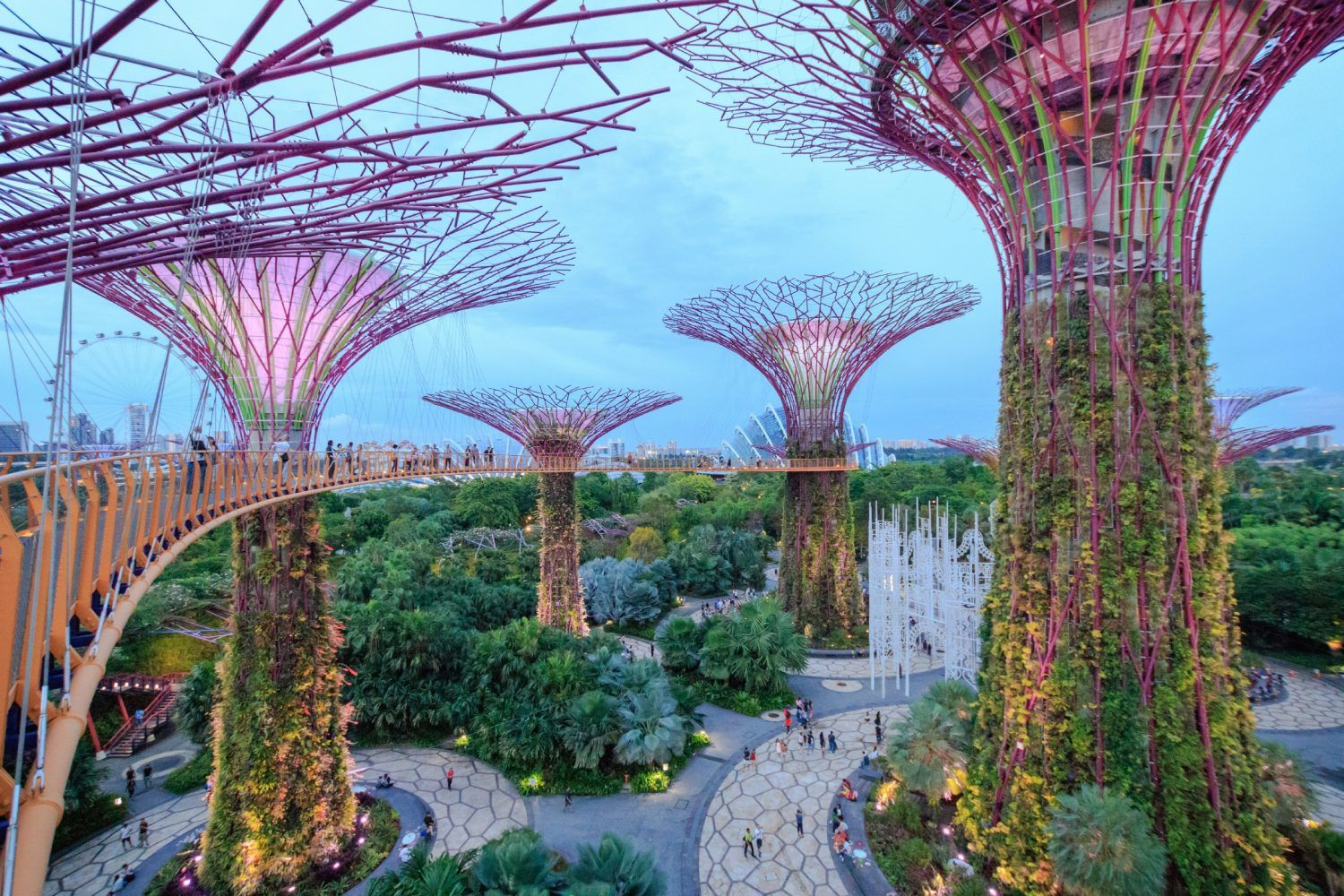 The Safest Countries In The World To Visit Solo Travel Singapore Garden Travel