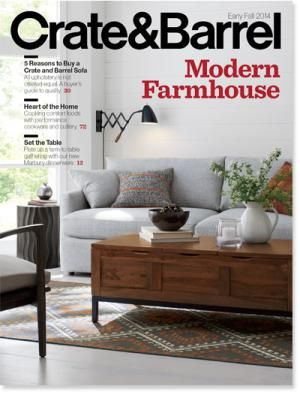Crate And Barrel Catalogue   Google Search. Cozy Living RoomsLiving Room ... Part 82