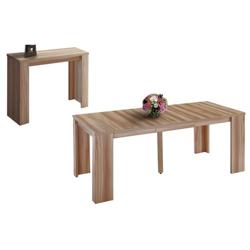 Awesome Smart Expandable Console Tables For Urban Dwellings   Hometone   Home  Automation And Smart Home Guide Idea
