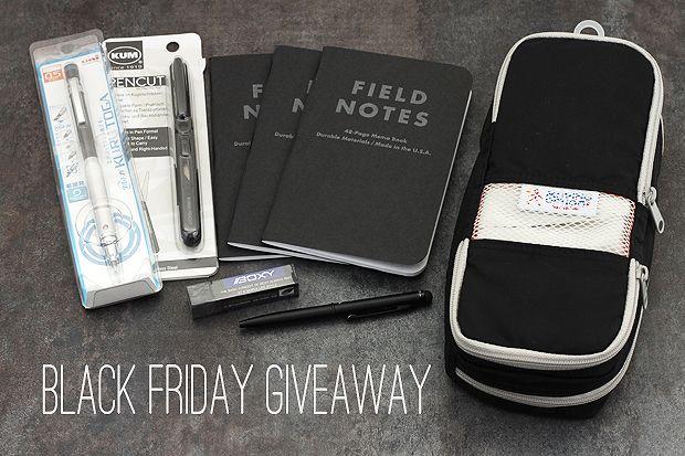 Pen Perks: Black Friday Giveaway