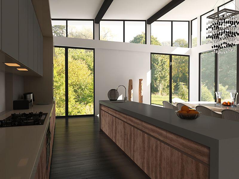 Buen Gusto Tendencia Y Calidad Cocinas Integrales Modul Studio