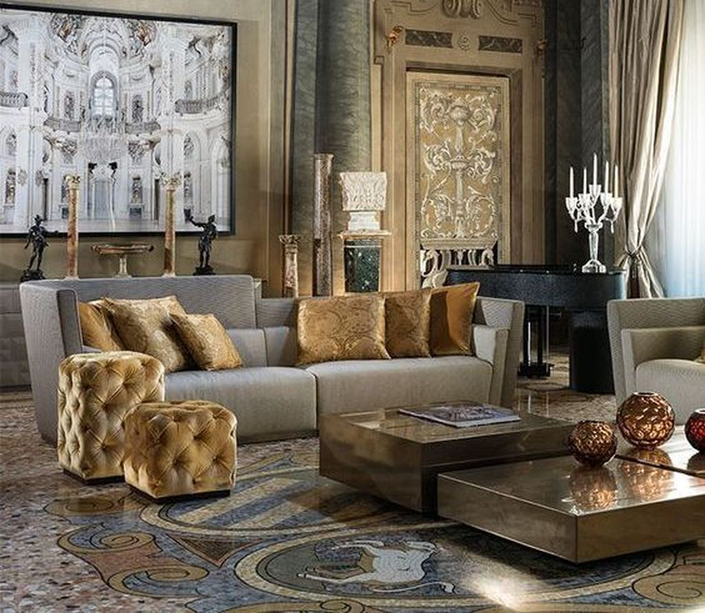 18 Impressive Luxury Sofa Designs Ideas  Déco maison, Mobilier de