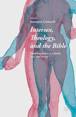 Book Intersex, Theology, and the Bible: Troubling Bodies in Church, Text, and Society by Susannah Cornwall