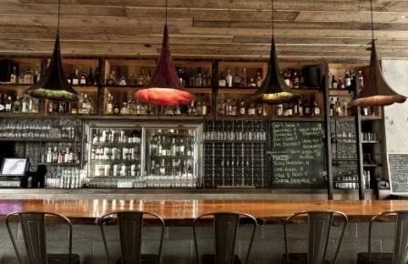 Restaurant Bar Design Ideas view in gallery modern bar with durable countertops Pizza Restaurant Decorating Ideas Simple And Modern Bar Interior Design Ideas