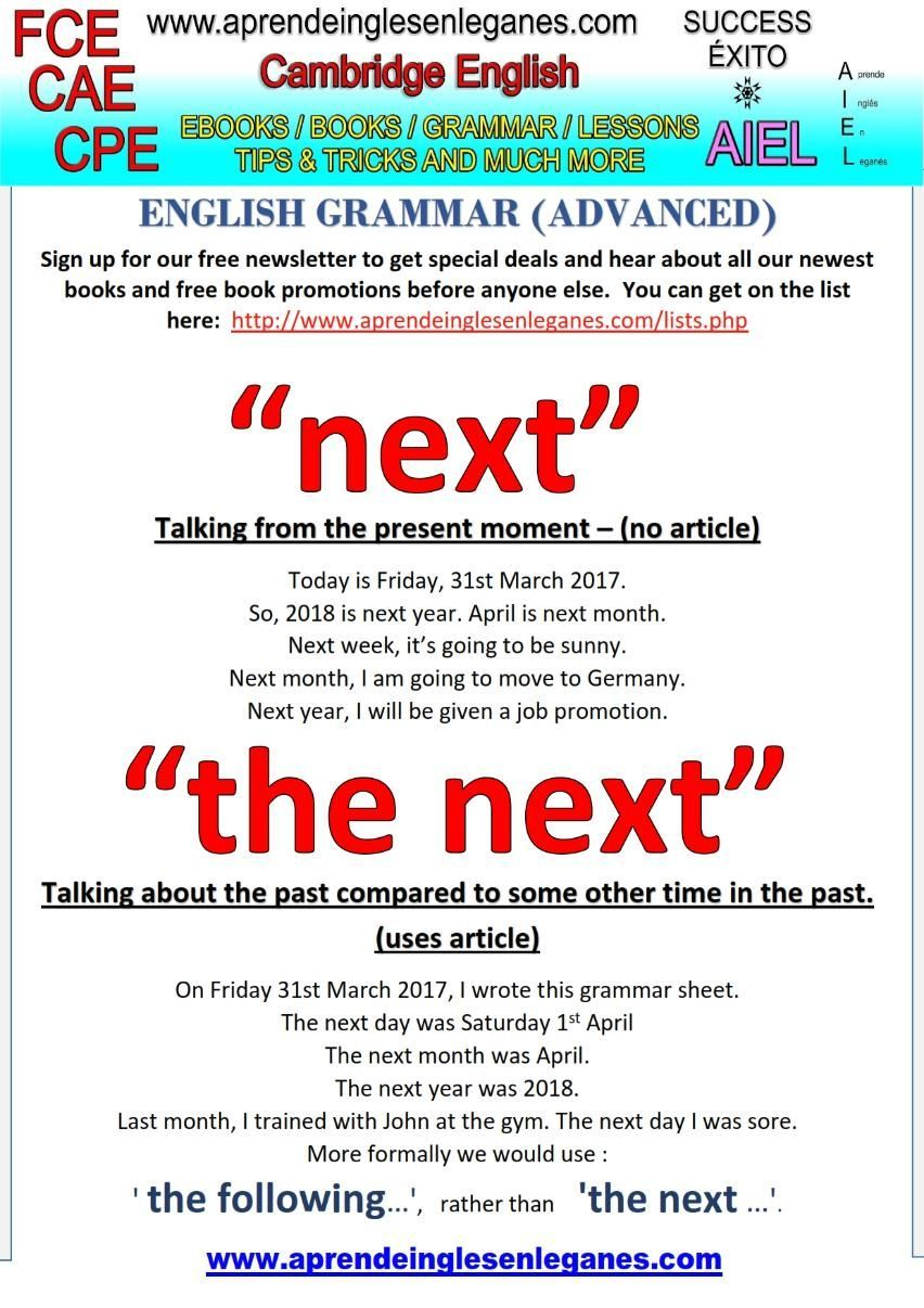 English Grammar for Non-Native Speakers - ThoughtCo