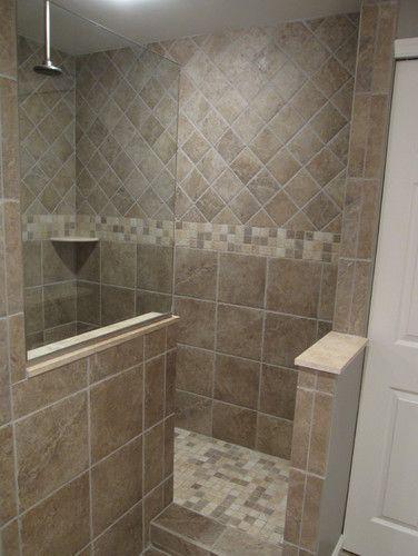 Bathroom Walk In Showers Designs No Doors Design Pictures