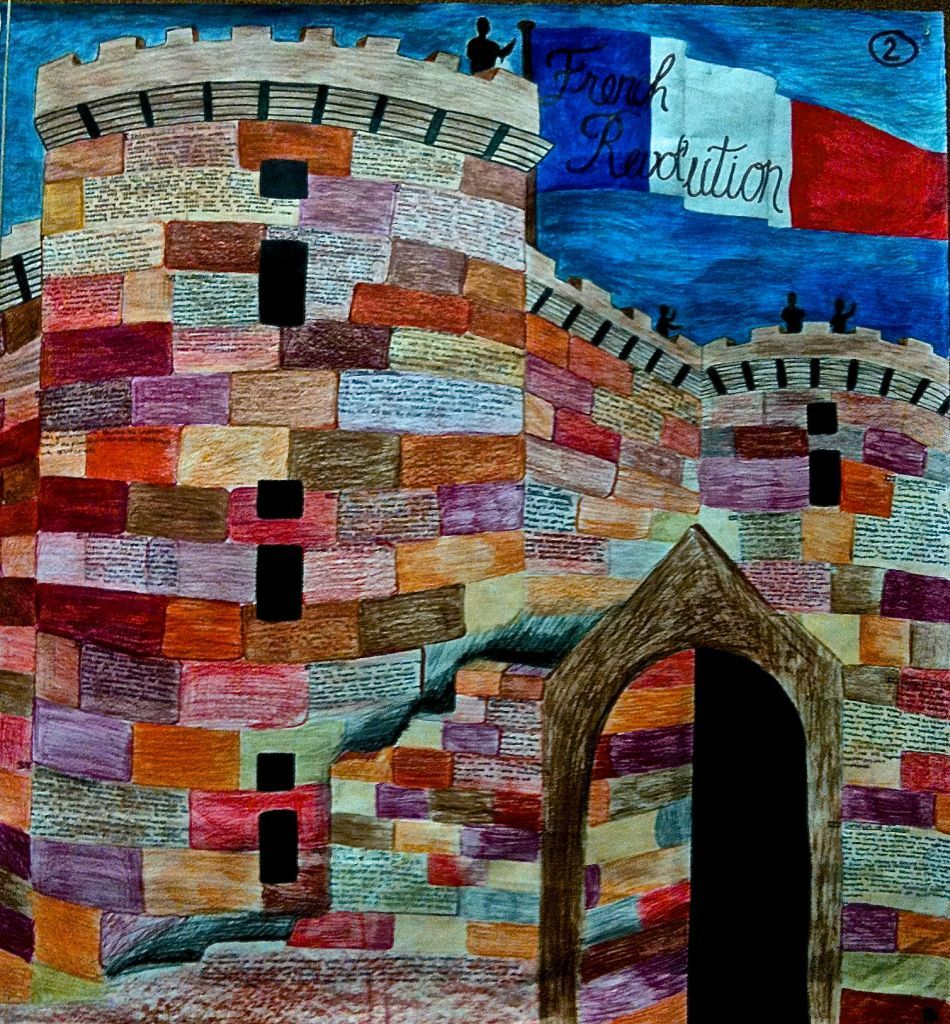 Modern World History timeline watch: the French revolution | The ... : quilting history timeline - Adamdwight.com