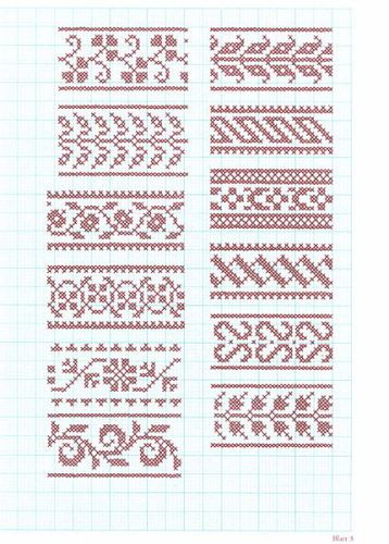 Photo of German embroidery pattern
